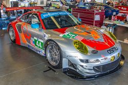 Ex-Flying Lizards Porsche