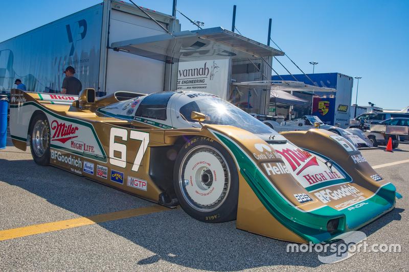 Classic Miller High Life Porsche IMSA GTP