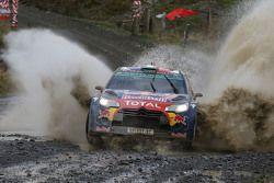 Stéphane Lefebvre ve Stéphane Prévot, Citroën DS3 WRC, Citroën World Rally Takımı