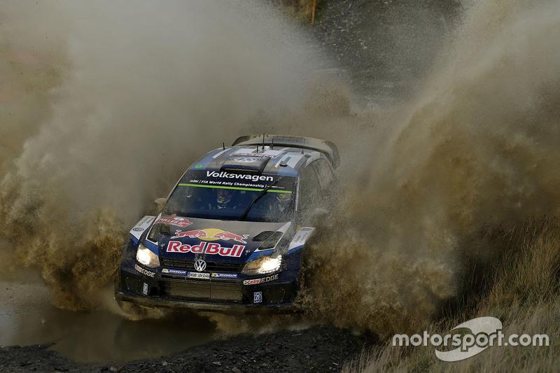 Andreas Mikkelsen und Ola Floene, Volkswagen Polo WRC