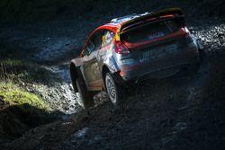Martin Prokop ve Jan Tomanek, Ford Fiesta RS WRC