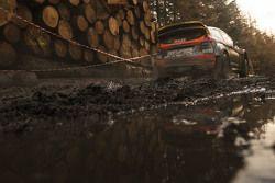 Мартин Прокоп и Ян Томанек, Ford Fiesta RS WRC