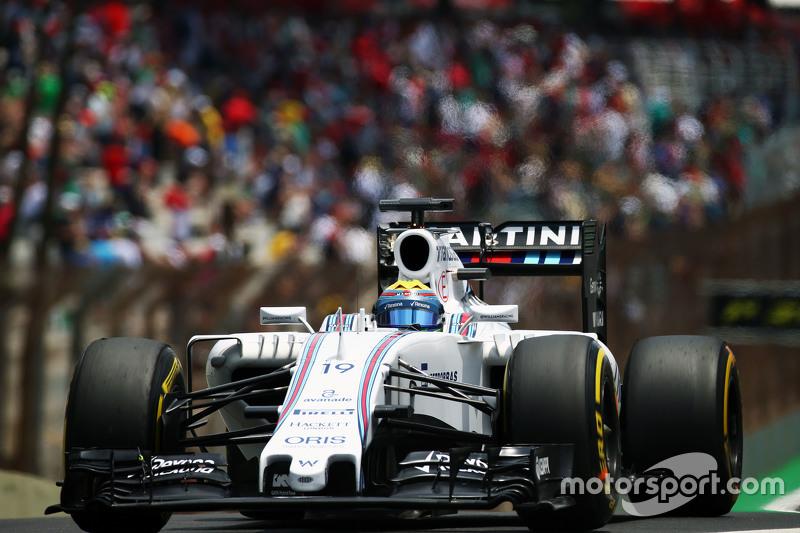 Massa foi desclassificado em dois GPs: GP do Canadá 2007 (por sair do box com a luz vermelha acesa) e GP do Brasil 2015 (por seu pneu traseiro ultrapassar a temperatura limite durante a prova).