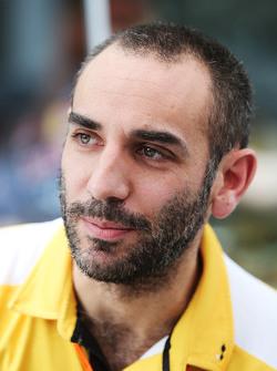 Cyril Abiteboul, Director Gerente de Renault Sport F1