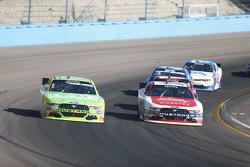 Chris Buescher, Roush Fenway Racing Ford y Ryan Reed, Roush Fenway Racing Ford