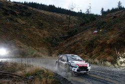 Mads Ostberg ve Jonas Andersson, Citroën DS3 WRC, Citroën World Rally Takımı