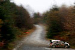 Kris Meeke ve Paul Nagle, Citroën DS3 WRC, Citroën World Rally Takımı