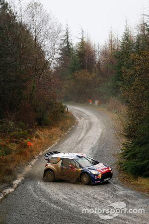 Стефан Лефевр и Стефан Прево, Citroën DS3 WRC, Citroën World Rally Team
