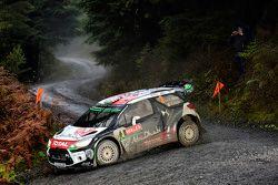 Kris Meeke en Paul Nagle, Citroën DS3 WRC, Citroën World Rally Team