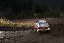 Joan Carchat y Claudi Ribeiro, Mitsubishi Lancer Evolution X
