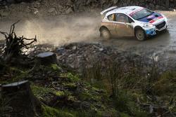 Craig Breen und Scott Martin, Peugeot 208 T16 R5