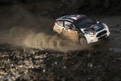 Jaroslaw Koltun y Ireneusz Pleskot, Ford Fiesta R5