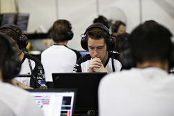 Stoffel Vandoorne, McLaren test- en reserverijder