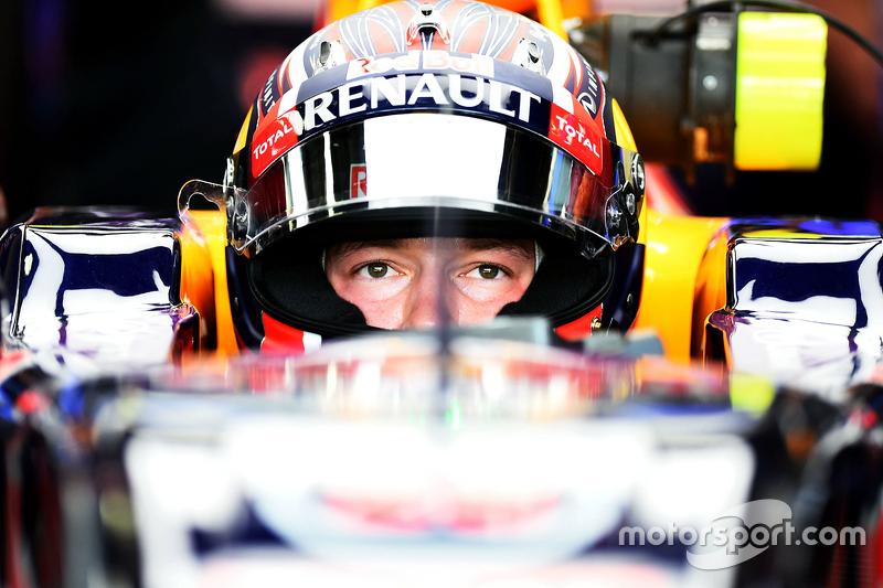 E terminou a temporada na frente de Ricciardo