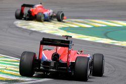 Alexander Rossi, Manor F1 Team e Will Stevens, Manor F1 Team