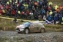 Mads Ostberg e Jonas Andersson, Citroën DS3 WRC, Citroën World Rally Team