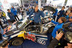Kazanan Sébastien Ogier, Volkswagen Motorsport