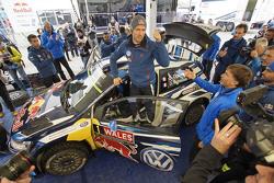 1. Sébastien Ogier, Volkswagen Motorsport