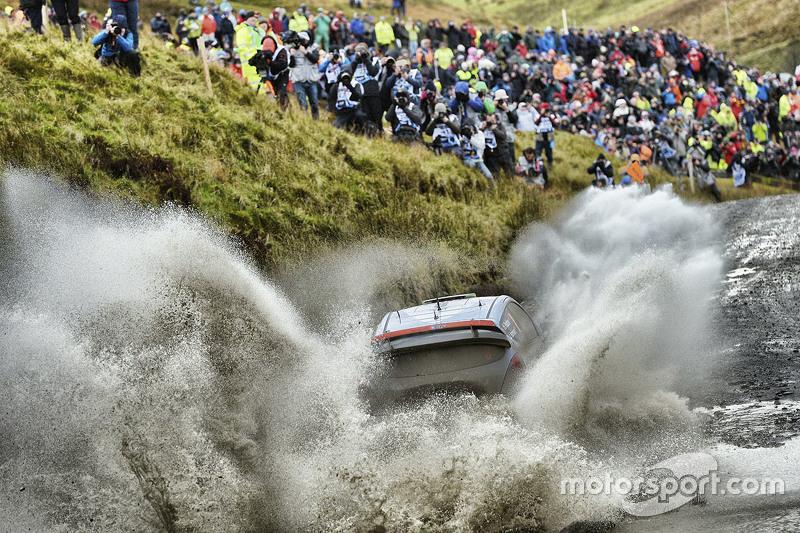Hayden Paddon und John Kennard, Hyundai i20 WRC