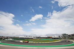 Alexander Rossi, Manor F1 Team y Will Stevens, Manor F1 Team