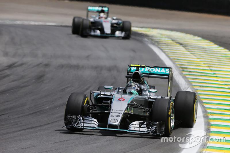 2015 - Nico Rosberg, Mercedes