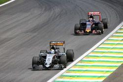 Sergio Pérez, Sahara Force India F1 VJM08