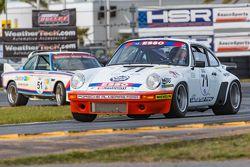 Klasik Porsche aksiyonu