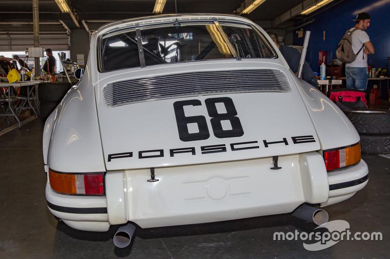 Historischer Porsche