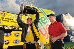 Campione 2015 Funny Car Del Worsham