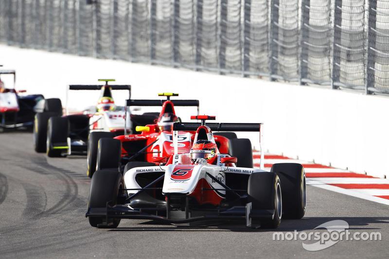 GP3 2015 - Sotchi, Course 1