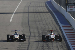 Zaid Ashkanani, Campos Racing, Konstantin Tereshchenko, Campos Racing