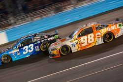 Ryan Ellis and Ryan Preece, Premium Motorsports Ford