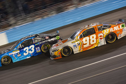 Ryan Ellis et Ryan Preece, Premium Motorsports Ford