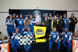Ganador Dale Earnhardt Jr., Hendrick Motorsports Chevrolet