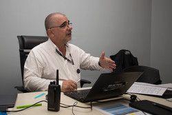 WEC赛事总监爱德华多·弗里塔斯的工作状态