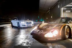 Jaguar XJR e XJR9-LM