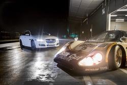 Jaguar XJR en XJR9-LM