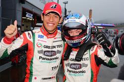 Ganador de la pole: Koki Saga, Yuichi Nakayama