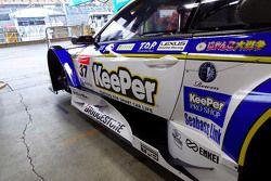 #37 Lexus Team KeePer Tom's Lexus RC F: Ryo Hirakawa, Andrea Caldarelli