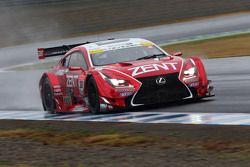 #38 Zent Cerumo Lexus RC F: Yuji Tachikawa, Hiroaki Ishiura