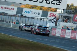 Winners: #37 Lexus Team KeePer Tom's Lexus RC F: Ryo Hirakawa, Andrea Caldarelli