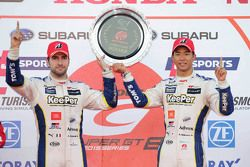 Winners: Ryo Hirakawa, Andrea Caldarelli, Lexus Team KeePer Tom's
