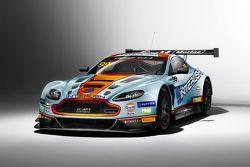 #99 Craft-Bamboo AMR Aston Martin Vantage GT3: Stefan Mücke