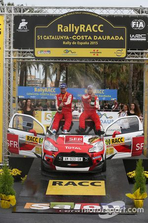 Quentin Gilbert and Renaud Jamoul, Citroën DS3 R4