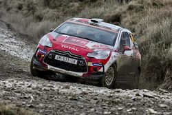 Quentin Gilbert and Renaud Jamoul, Citroën DS3 R3