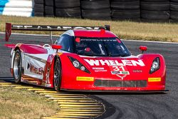 #31 Action Express Racing Corvette DP: Eric Curran, Dane Cameron, Jonny Adam