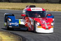 #0 DeltaWing Racing Cars DWC13: Katherine Legge, Andy Meyrick