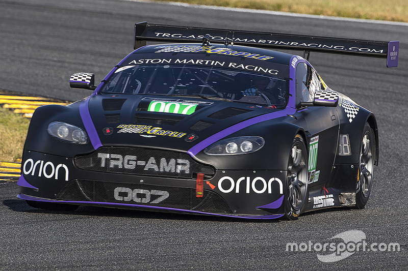 #007 TRG-AMR, Aston Martin V12 Vantage