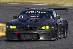 #25 BMW Team RLL, BMW M6 GTLM: Bill Auberlen, Lucas Luhr, John Edwards