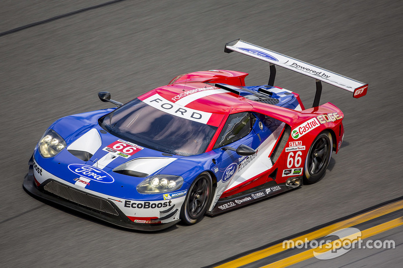 #66 Ford Performance Chip Ganassi Racing, Ford GT